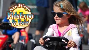 Del Mar Fairgrounds: San Diego Kids Expo & Fair at Del Mar Fairgrounds