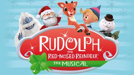Rudolph the Red-Nose Reindeer: The Musical at The Grand