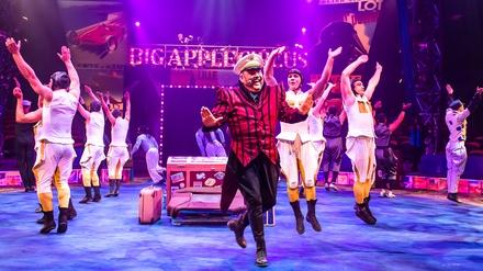 Big Apple Circus' The Grand Tour at TD Bank Ballpark
