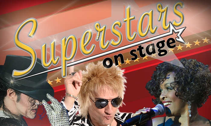 V Theater at the Miracle Mile Shops - V Theater: Superstars on Stage at V Theater at the Miracle Mile Shops