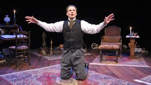 Olney Theatre Center - Mulitz-Gudelsky Theatre Lab: A Christmas Carol at Olney Theatre Center - Mulitz-Gudelsky Theatre Lab