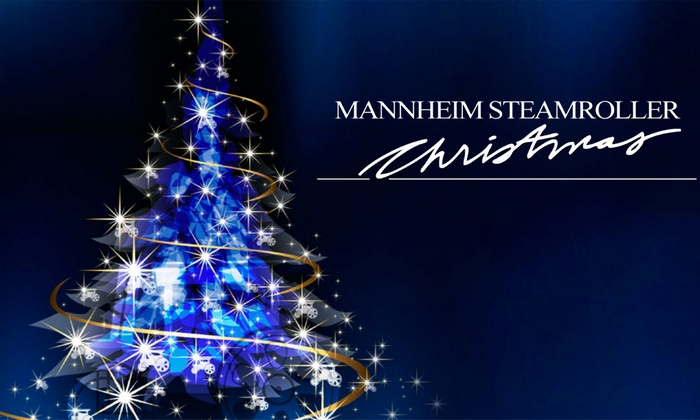 Hanover Theatre for the Performing Arts - Hanover Theatre for the Performing Arts: Mannheim Steamroller Christmas at Hanover Theatre for the Performing Arts