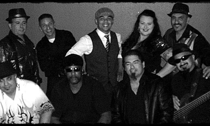 Harlow's Restaurant & Nightclub - Midtown: R&B Band Midnight Players at Harlow's Restaurant & Nightclub