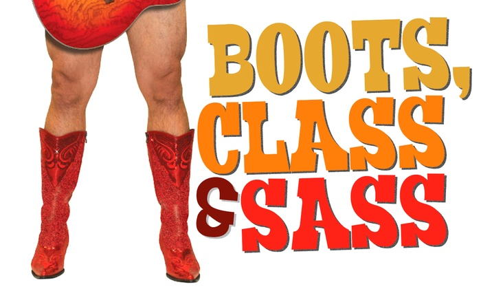 The Lincoln Theatre - U Street - Cardozo: Boots, Class, & Sass at The Lincoln Theatre