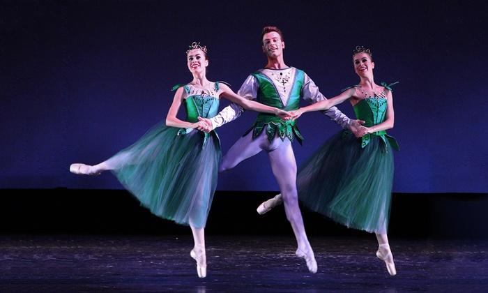 Spreckels Theatre - Central San Diego: City Ballet's Balanchine Masterworks 2016 at Spreckels Theatre