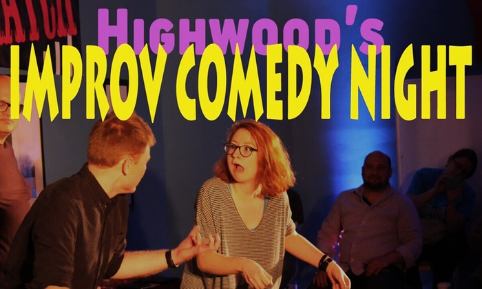 The Highwood Theatre - Silver Spring: Highwood's Improv Comedy Night