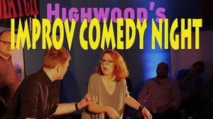 The Highwood Theatre: Highwood's Improv Comedy Night at The Highwood Theatre