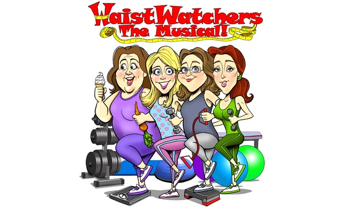 The Lyceum Space - Central San Diego: WaistWatchers: The Musical at The Lyceum Space