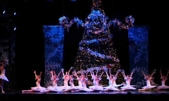 City National Grove of Anaheim - Platinum Triangle: Anaheim Ballet's The Nutcracker at City National Grove of Anaheim