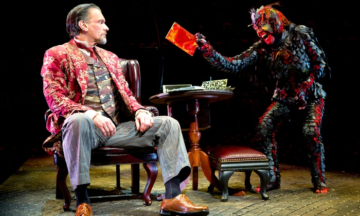 Pearl Theatre -New York - The Pearl Theatre Company: C.S. Lewis' The Screwtape Letters at Pearl Theatre -New York