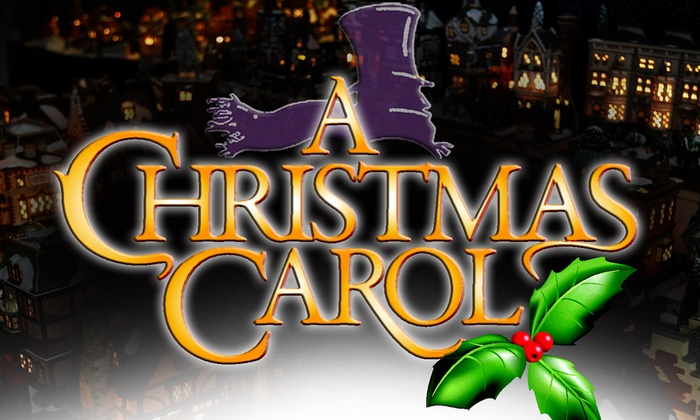 Davis Musical Theatre Company - East Davis: A Christmas Carol at Davis Musical Theatre Company