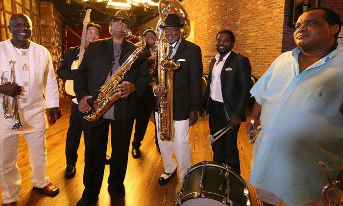 Prairie Center for the Arts - Schaumburg: Dirty Dozen Brass Band at Prairie Center for the Arts