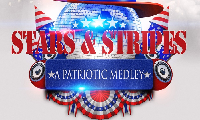 Ovations Night Club - University Place: Stars & Stripes