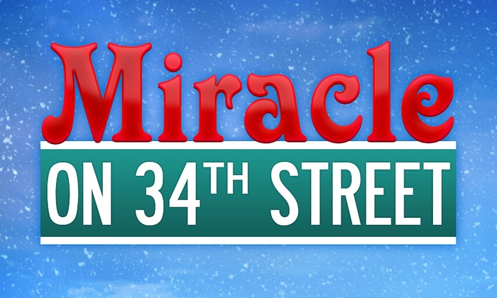 Desert Stages Theatre -- Actor's Cafe - Downtown Scottsdale: Miracle on 34th Street at Desert Stages Theatre -- Actor's Cafe