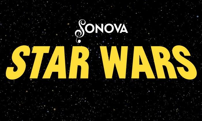 George Washington Masonic Memorial - Taylor Run: SONOVA Performs the Music of Star Wars at George Washington Masonic Memorial
