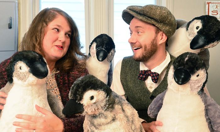 Lifeline Theatre - Far North Side: Mr. Popper's Penguins at Lifeline Theatre