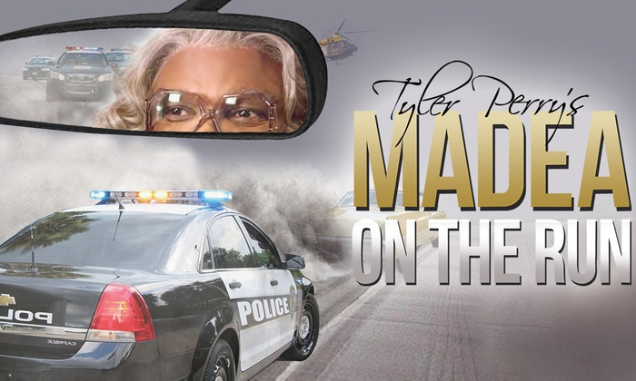 Merriam Theater - Avenue of the Arts South: Tyler Perry's Madea on the Run at Merriam Theater