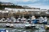 South West Coast Path Walking South Cornwall Coastline (12 days, 11...