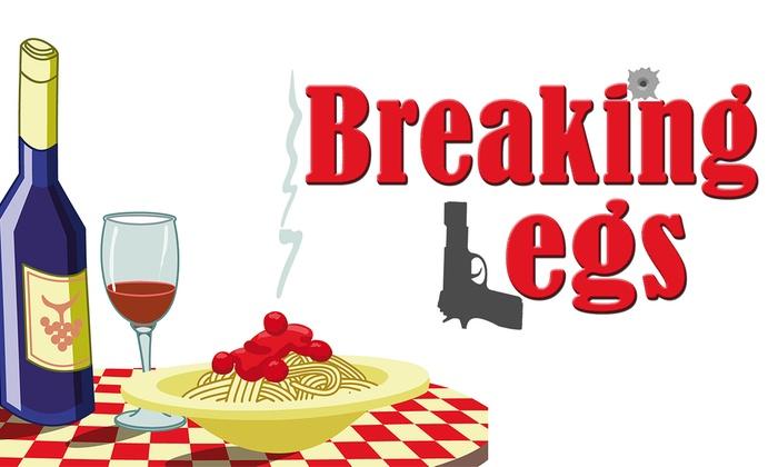 Ocean State Theatre - Cowesett: Breaking Legs at Ocean State Theatre