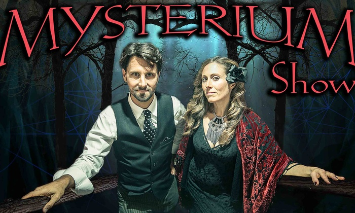 Tenth Avenue Arts Center - San Diego: The Mysterium Show at Tenth Avenue Arts Center