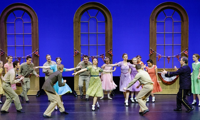 The Cowles Center for Dance and the Performing Arts - Warehouse District: Cinderella 1944: A Love Story at The Cowles Center for Dance and the Performing Arts