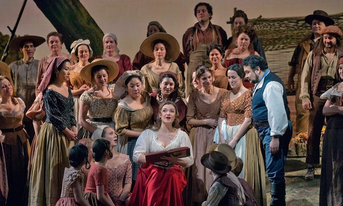 Metropolitan Opera House - Lincoln Square: L'Elisir d'Amore (The Elixir of Love) at Metropolitan Opera House