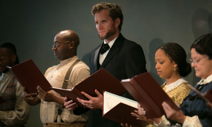 Diversionary Theatre - University Heights: A Civil War Christmas: An American Musical Celebration at Diversionary Theatre