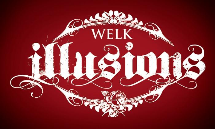 Welk Resort Theatre San Diego - Hidden Meadows: Welk Illusions!