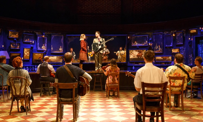 Citi Performing Arts Center Shubert Theatre - Shubert Theatre: Once at Citi Performing Arts Center Shubert Theatre