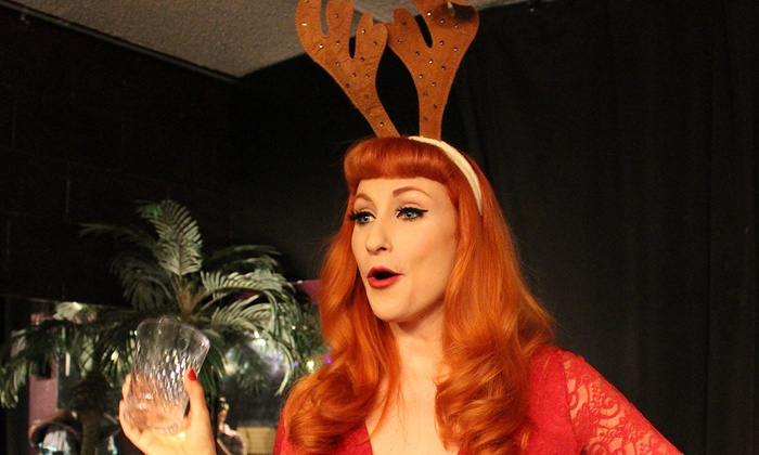 Onyx Theatre - Winchester: The Eight: Reindeer Monologues at Onyx Theatre