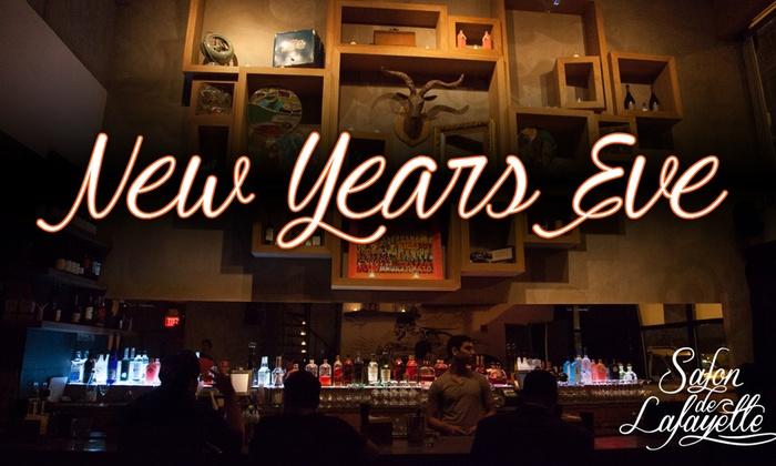 Salon de Lafayette - SoHo: New Year's Eve at Salon de Lafayette at Salon de Lafayette