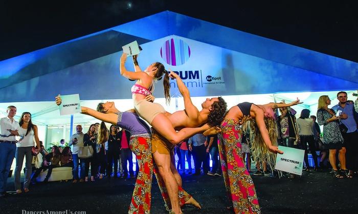 SPECTRUM Miami - Downtown Miami: SPECTRUM Miami at SPECTRUM Miami