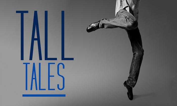 Regent Theatre - Arlington Center: Tall Tales at Regent Theatre