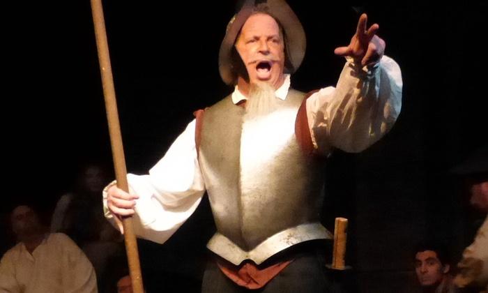 Westchester Playhouse - Westchester-Playa Del Rey: Man of La Mancha at Westchester Playhouse