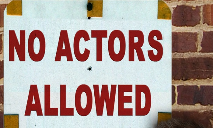 The Groundlings Theatre - Mid-City West: No Actors Allowed! at The Groundlings Theatre
