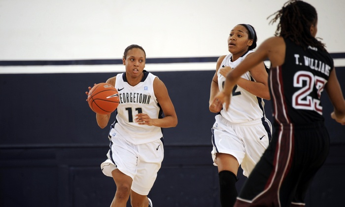 McDonough Arena - Georgetown: Georgetown Women's Basketball at McDonough Arena