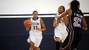 McDonough Arena: Georgetown Women's Basketball at McDonough Arena