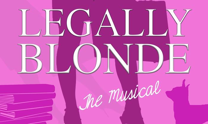 Village Theatre of Orange - Orange: Legally Blonde at Village Theatre of Orange