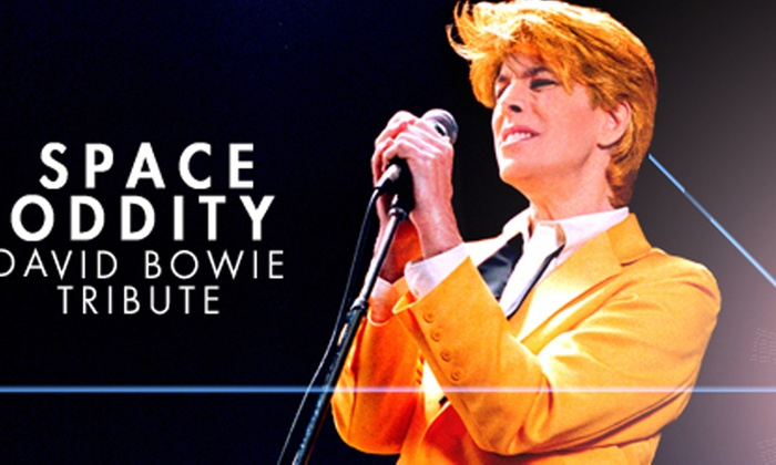 Pasadena Civic Plaza - Pasadena Convention Center: Space Oddity: David Bowie Tribute at Pasadena Civic Plaza