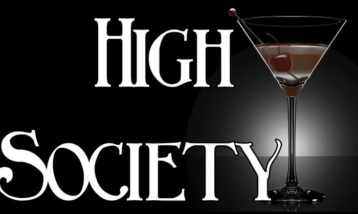 Lake Worth Playhouse - Downtown Jewel: High Society at Lake Worth Playhouse