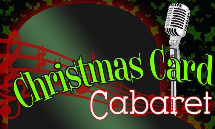 OnStage Atlanta - Scottdale: Christmas Card Cabaret at OnStage Atlanta