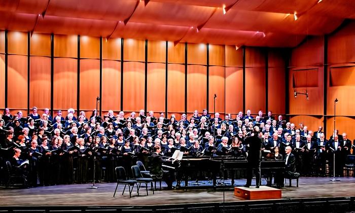 Rachel M. Schlesinger Concert Hall & Arts Center - Alexandria West: Rossini: Petite Messe Solennelle at Rachel M. Schlesinger Concert Hall & Arts Center