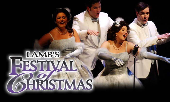 Lamb's Players Theatre - Coronado: All I Want For Christmas at Lamb's Players Theatre