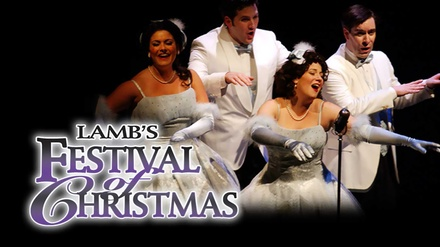 All I Want For Christmas at Lamb's Players Theatre