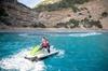 Diversión a bordo de moto acuática en Alcúdia