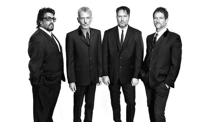 The Canyon - Los Angeles: Billy Bob Thornton and The Boxmasters at The Canyon