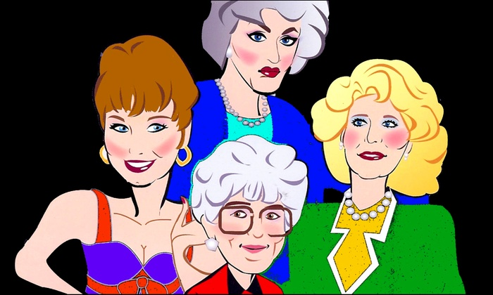 "NAGLY Conference Center at Museum Place Mall  - Downtown Salem: The Golden Girls Live on Stage: The ""Lost"" Halloween Episode at NAGLY Conference Center at Museum Place Mall"