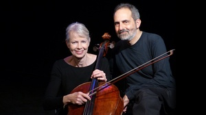 The Marsh San Francisco MainStage Theater: Second Time Around: A Duet for Cello and Storyteller at The Marsh San Francisco MainStage Theater