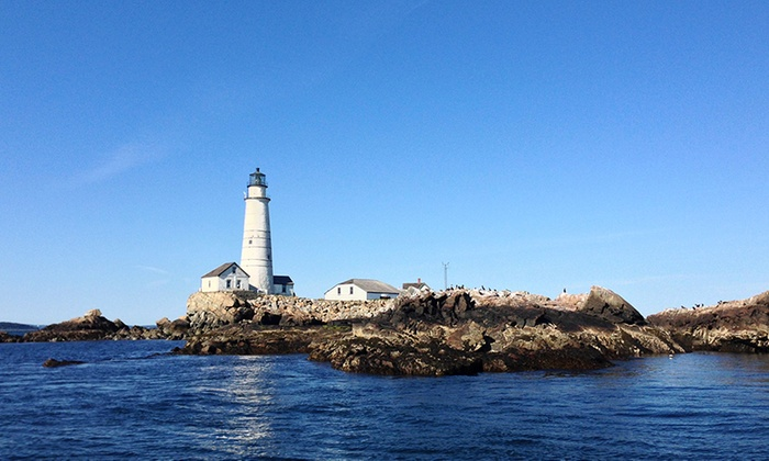 Boston Harbor Cruises - North End: Lighthouse Brunch Cruise at Boston Harbor Cruises