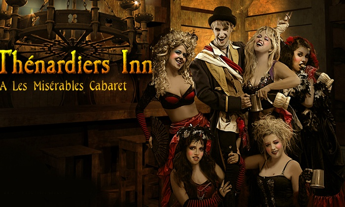 Three Clubs - Hollywood: Thénardier's Inn: A Les Misérables Cabaret at Three Clubs